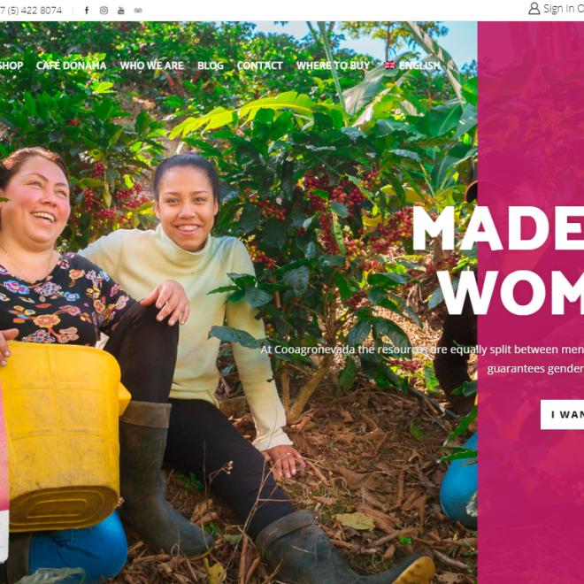 Women website